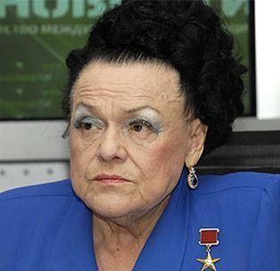 Людмила Зыкина в преклонные годы