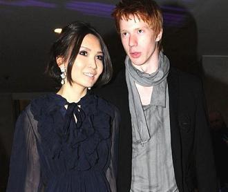 Никита Пресняков со своей девушкой Аидой