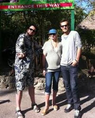 Даже во время беременности Кристина Орбакайте не изменила себе и выглядела гармонично с образом Михаила Земцова