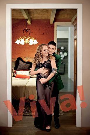 Фотография из журнала VIVA