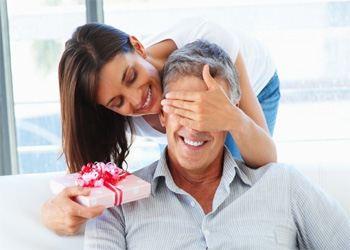 В Италии в День Влюбленных дарят сладости