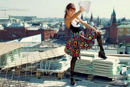 Ирена Понарошку рассказала о заветной детской мечте - стать проституткой.