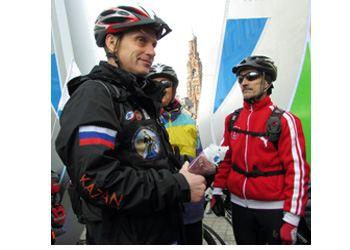 Казанские велосипедисты встретятся со своими земляками в Нью-Йорке