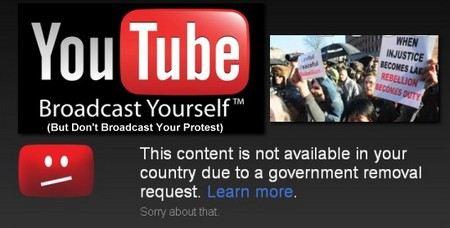 Представители YouTube подали иск против ведомства Онищенко - Роспотребнадзора.