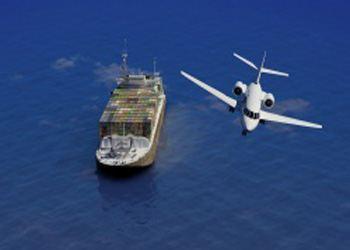 Компания предоставляет автомобильный, воздушный и морской транспорт для перевозки грузов