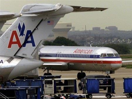 В США готовятся к слиянию авиакомпании American Airlines и US Airways.