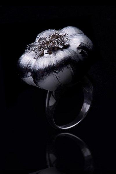 Кольцо-чеснок