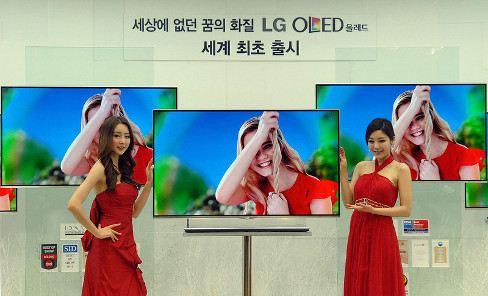 OLED-ТВ от LG