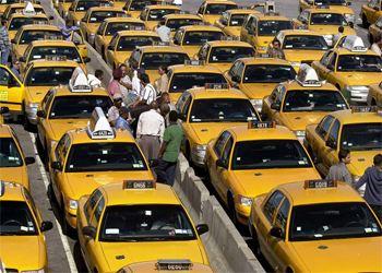Москва договаривается о производстве такси с Toyota, Nissan и GM