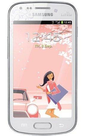 Смартфон GALAXY S DUOS (S7562).