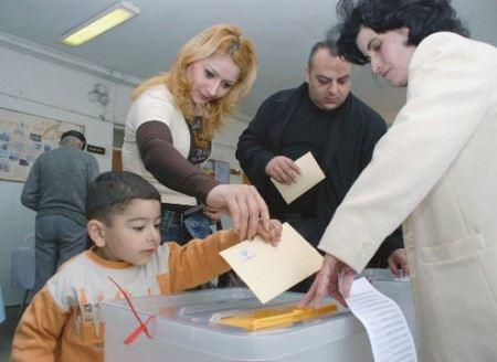 В Армении проходят выборы Президента