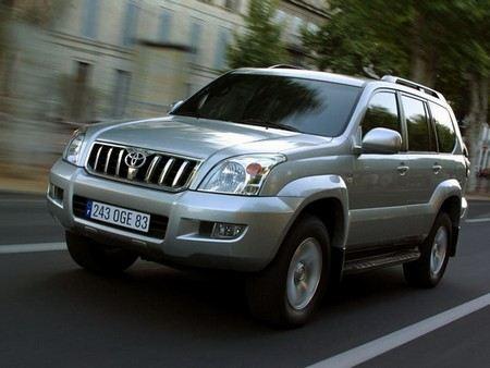 Во Владивостоке запустили в серию производство внедорожников Toyota Land Cruiser Prado