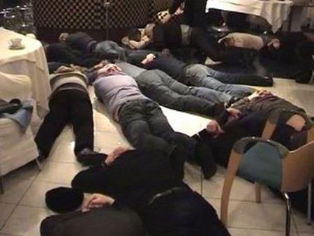 В Москве полицейские пресекли две воровские сходки.