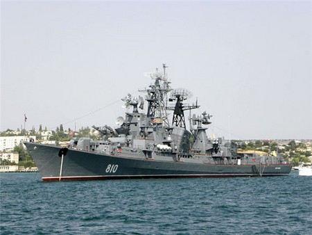 В Средиземное море отправятся четыре корабля ВМФ.