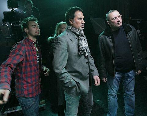 Алан Бадоев, Валерий и Константин Меладзе