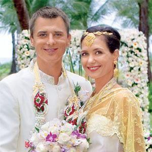 Актеры Игорь Петренко и Екатерина Климова .
