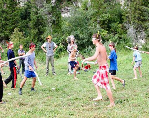 Этнолагерь – лагерь для настоящих путешественников