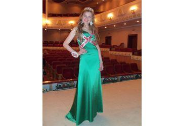 Лиана Переверзева вскоре представит Северную Осетию на «Мисс Россия-2013»