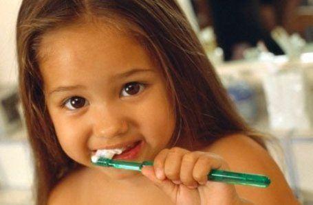 Здоровые зубы - один из показателей здоровья