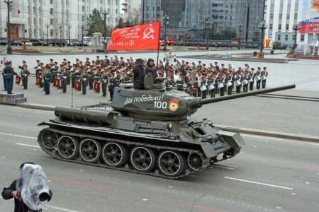Хабаровск - город воинской славы России