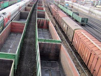 Russian Railways has reduced freight forecasts