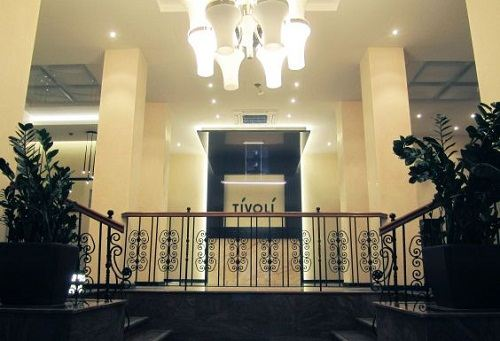 Клубный жилой дом «Tivoli».