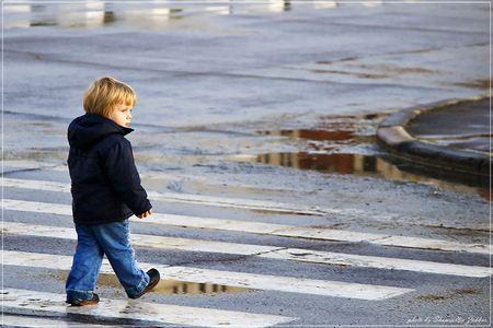 Как уберечь детей на дороге?