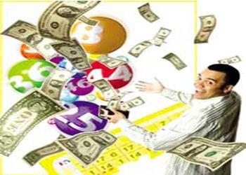 Многие выигрывают деньги в лотереях