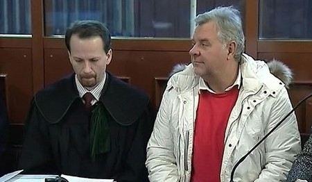 С Александра Игнатенко сняли одно объявление и добавили еще одно.
