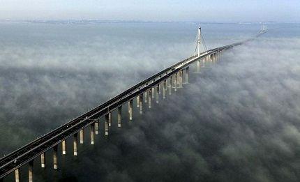 самый длинный мост в мире фото