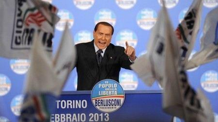 Сильвио Берлускони признал свое поражение на парламентских выборах в Италии.