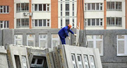 Для столичных очередников построят 1,8 млн кв метров жилья