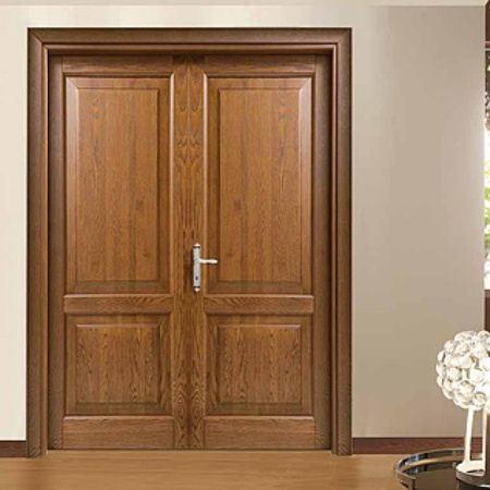 Двери из массива более дорогие