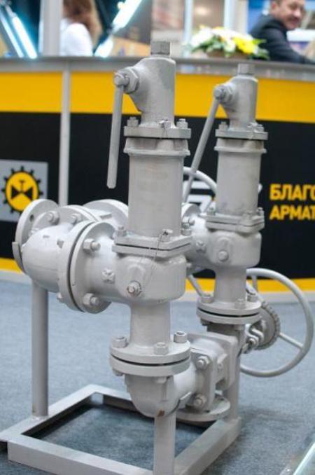 БАЗ - крупнейший производитель арматуры для трубопроводов