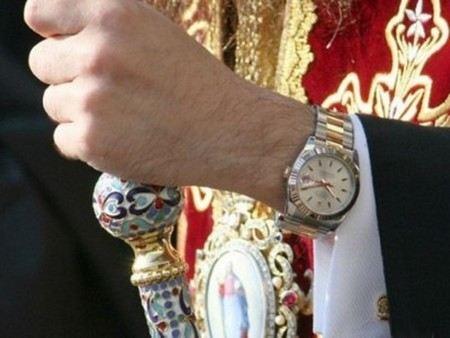 Митрополит Плавдивский пожертвовал свой Rolex, чтобы церковь смогла оплатить счета за электричество.
