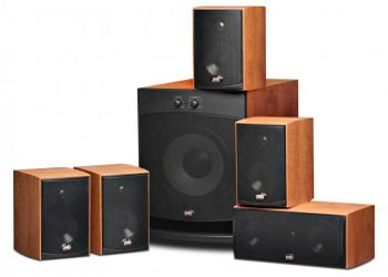 Акустика PSB Speakers Alpha HT1 считается лучшей в соотношении цена-качество