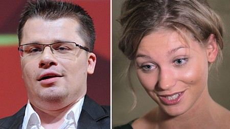 Кристина Асмус и Гарик Харламов сыграли свадьбу.