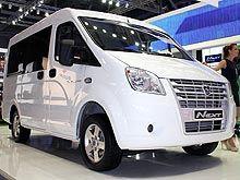 Модельный ряд нового семейства объединит автомобили полной массой от 2,8 т до 5 т