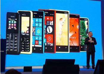 В Барселоне на выставке финская компания представила новый Nokia 105