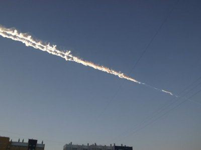 Челябинский метеорит - событие года