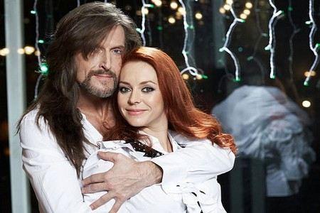 На фото: Никита Джигурда и Марина Анисина