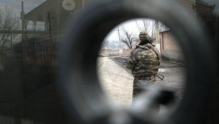 В трех районах Северной Осетии введен режим КТО.