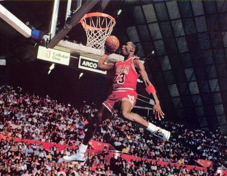 Легенда баскетбола