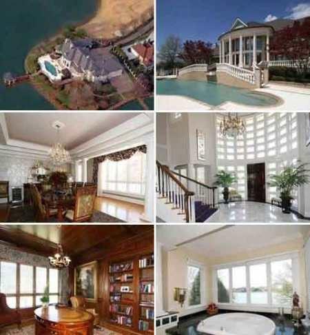 New mansion Jordan