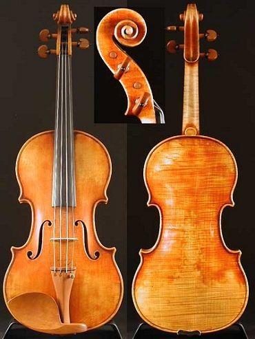 Скрипка Антонио Страдивари.