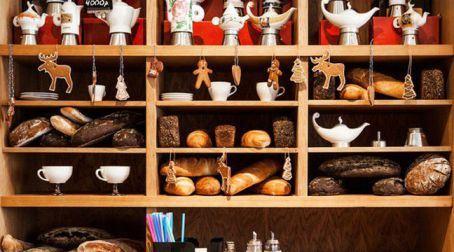 Кафе-пекарня и кондитерская Artisan Bakery