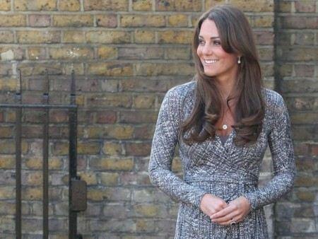 Кейт Мидлтон родит принцу Уильяму дочку.