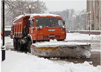 Дороги Ульяновска очищали 26 единиц спецтехники