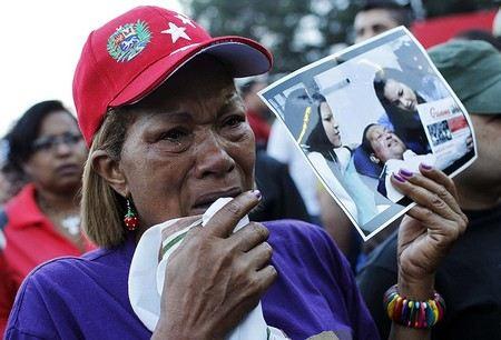 Начальник охраны Уго Чавеса рассказал, что сказал Президент перед смертью.