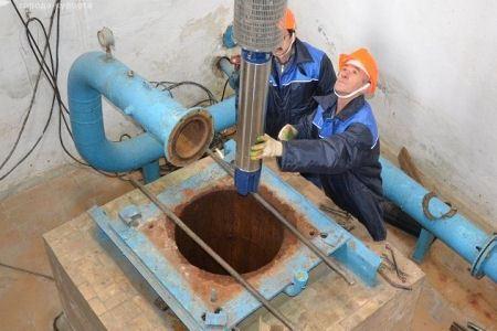 В Сочи модернизируют насосное оборудование